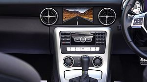 Mercedes Benz Navigation